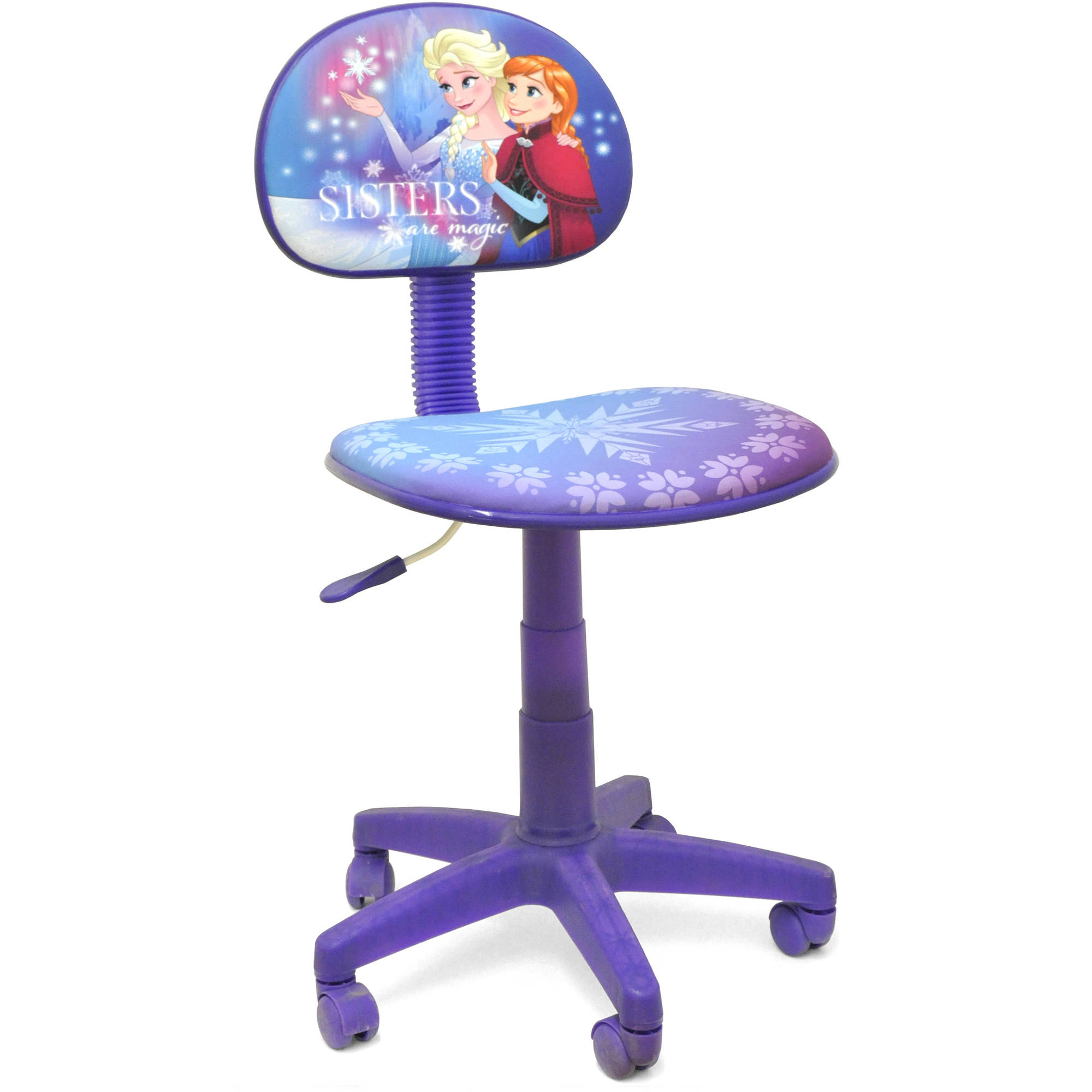 Disney Frozen Rolling Task Chair Walmart