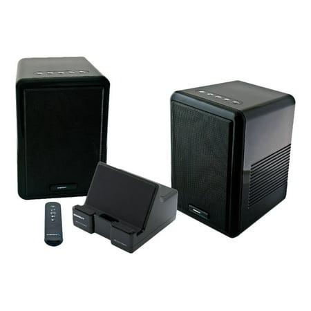 Sabrent 900mhz Wireless Indoor Stereo Sp