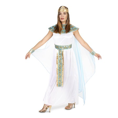 Pharaoh's Queen Adult Costume - Creative Halloween Customs