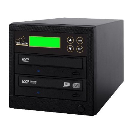 BestDuplicator Target DVD CD Duplicator with DVDRW Burners Athena Duplication Controller, Standalone Copier Tower