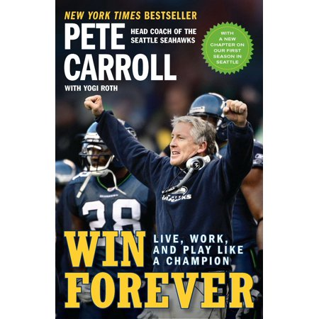 Win Forever : Live, Work, and Play Like a Champion](Pete Carroll Halloween)