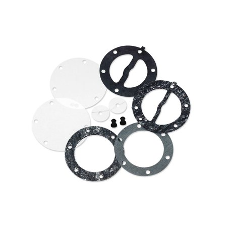 Round Fuel Pump - Mikuni MK-DF52 Fuel Pump Rebuild Kit - MKDF52 Round Pump