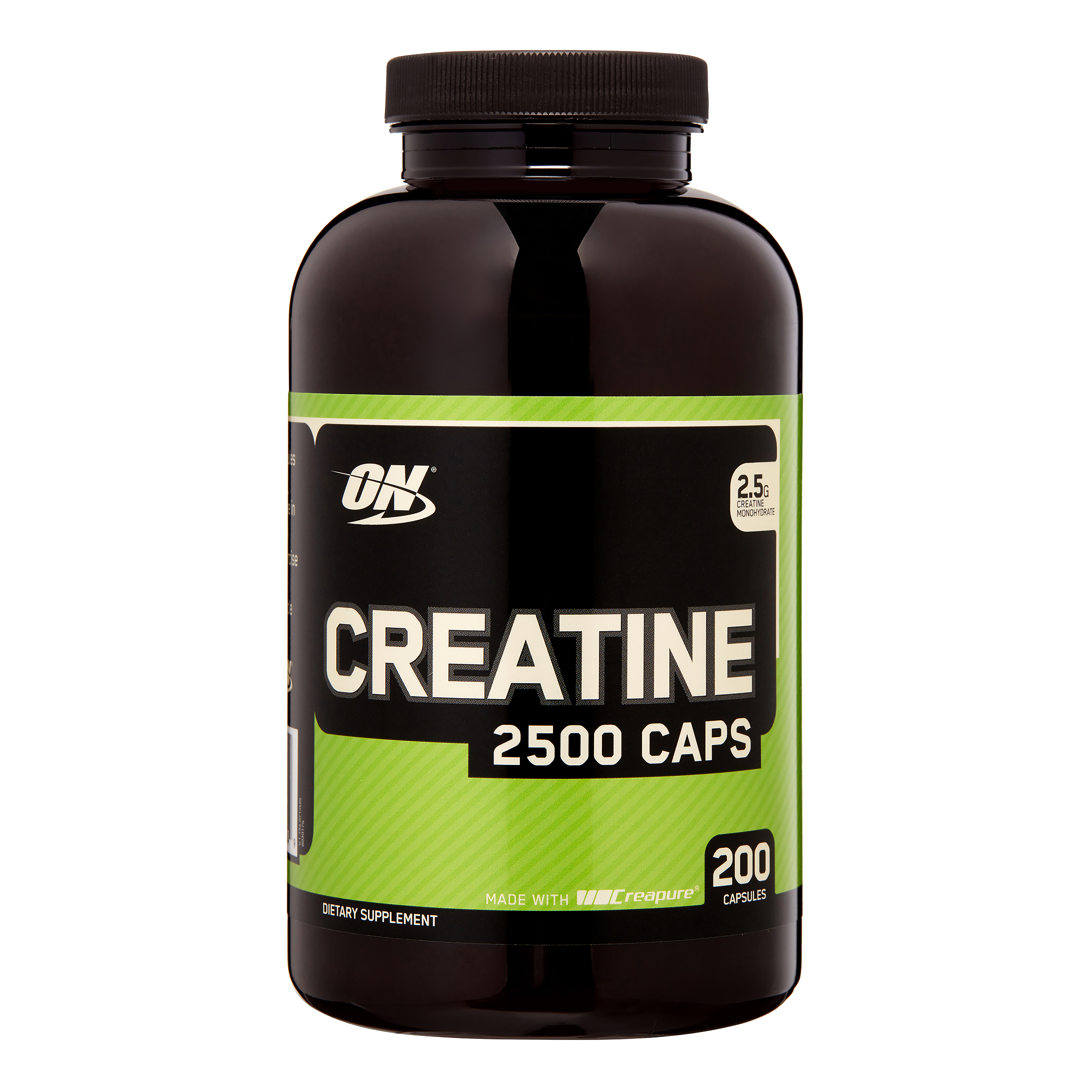 Optimum Nutrition Creatine 2500 Capsules, 200 Ct