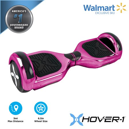 Hover-1 Pink Matrix UL Certified Electric Hoverboard w/ 6 5