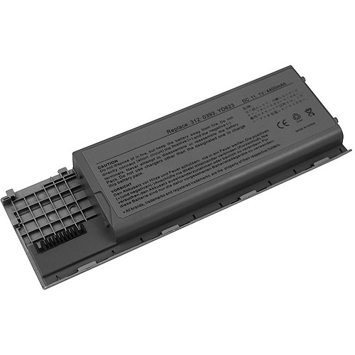 Replacement Battery for Dell Latitude D620, D630 Laptop Battery Pros