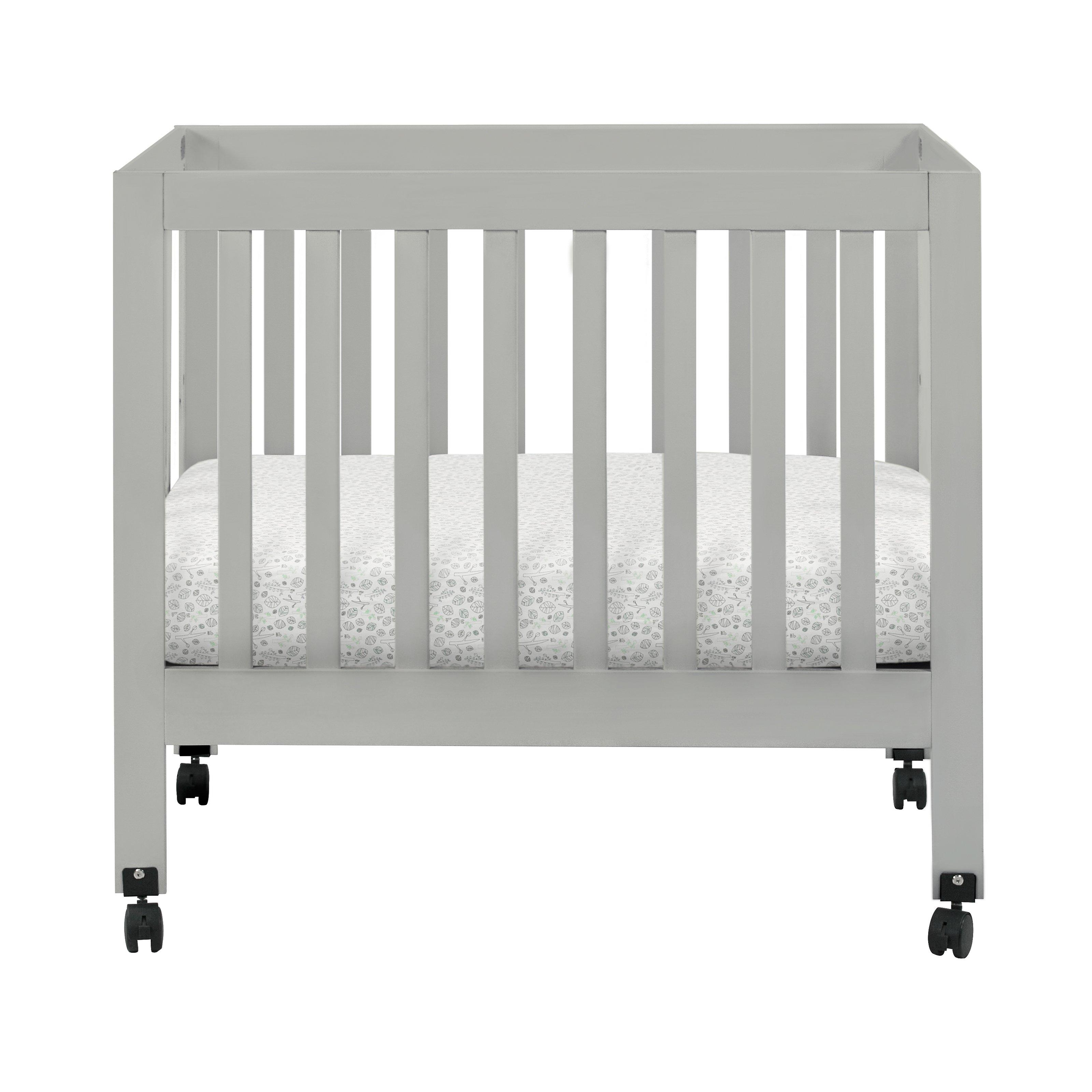 Babyletto Origami Mini Portable Crib Walmart