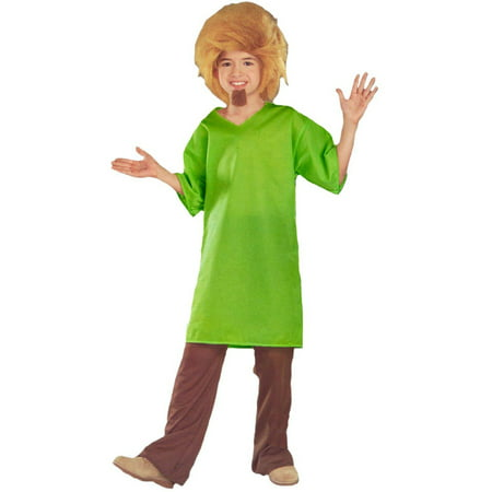 Scooby-Doo Shaggy Child Halloween Costume - Scooby Doo Halloween Costume Diy