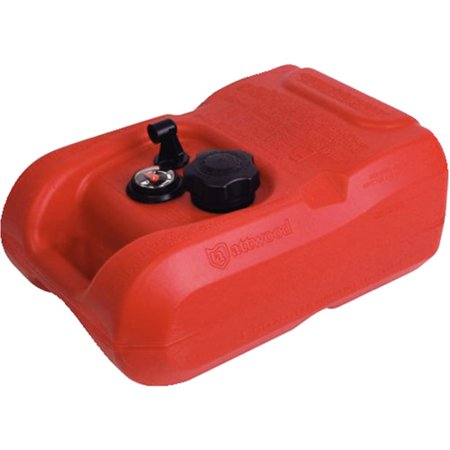 Attwood Gallon Fuel Tank With Gauge  Epa Compliant