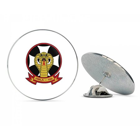 1st Marine Division Marine Light Attack Helicopter Squadron 169  Steel Metal 0.75