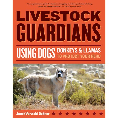 Livestock Guardians   Using Dogs  Donkeys  And Llamas To Protect Your Herd