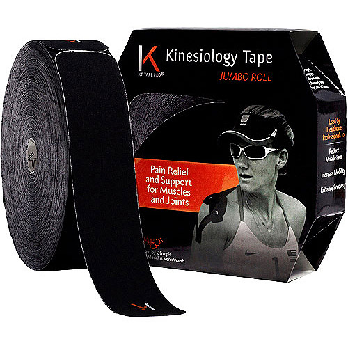 KT TAPE Original, Pre-cut, 150 Strip, Cotton, Jumbo