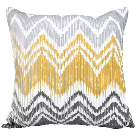 Better Homes and Gardens Chevron Pleat Pillow