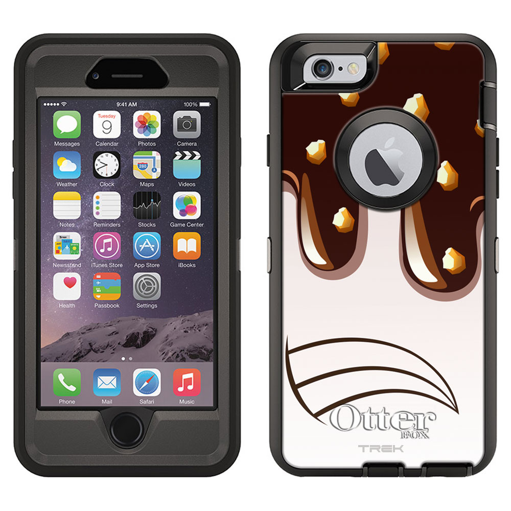 OtterBox Defender Apple iPhone 6 Plus Case - Chocolate Sy...