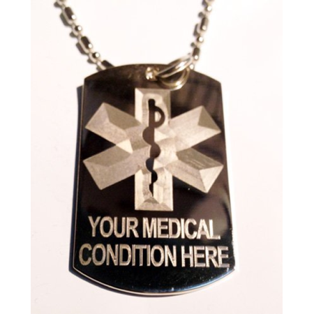 Medical Emergency Personalized Customized