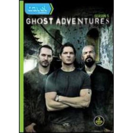 Ghost Adventures: Season 5 (DVD)