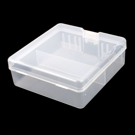 Hard Plastic Case Holder Storage Box Container for 100 x AA Battery - image 3 de 6