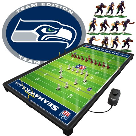 Seattle Seahawks NFL Pro Bowl Electric Football Game Set - Official Nfl Super Bowl Football
