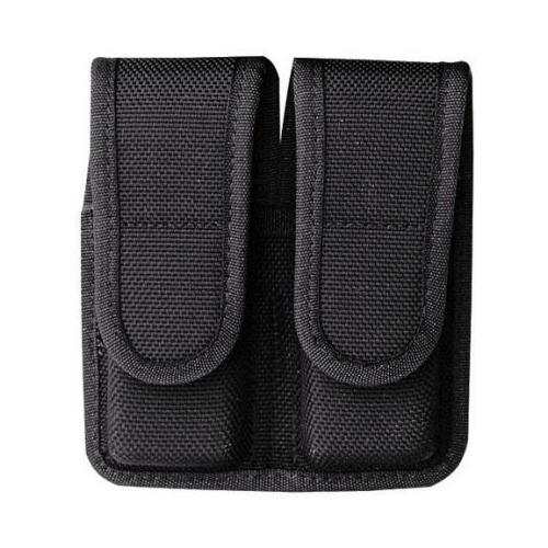 Bianchi 7302 AccuMold Double Magazine Pouch - Black,