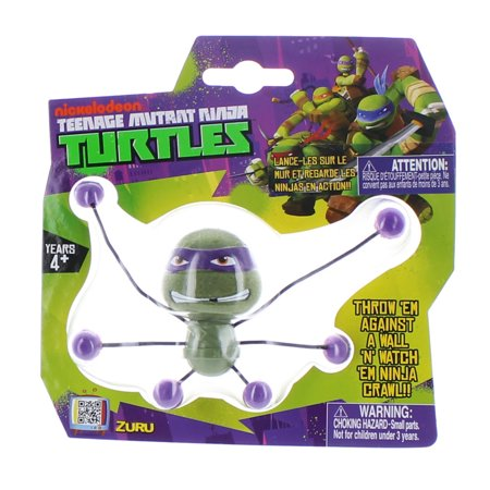 Teenage Mutant Ninja Turtles Creepeez Wall Crawler: - Teenage Mutant Ninja Turtles Donatello Bo Staff