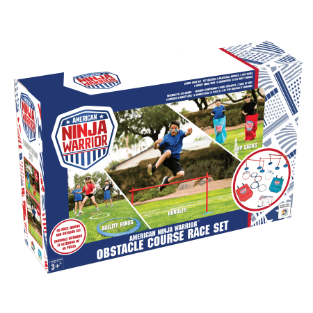 American Ninja Warrior Obstacle Course Kit
