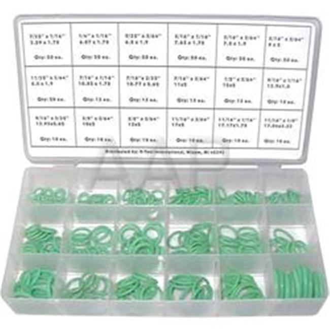 K Tool International KTI00086 270 Piece Hnbr O-Ring Assortment
