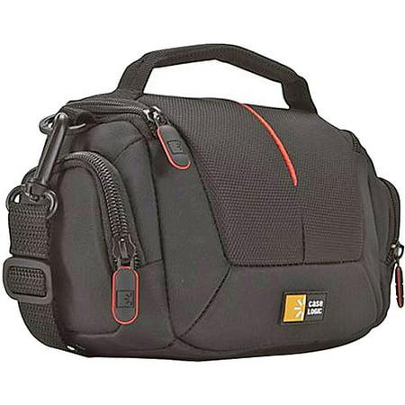 Case Logic DCB-305 Compact System/Hybrid/Camcorder Kit Bag (Black)