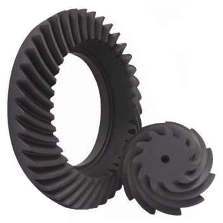 Yukon Gear  Axle ZG F8.8-513 Usa Standard Gear Usa Standard Ring  Pinion Gear Set For Ford 8.8 In A 5.13 (Usa Standard Gear Axle)