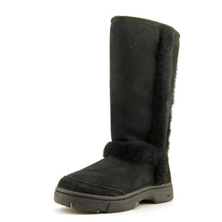 UGG Australia Sunburst Tall Boot in Black 5 W US