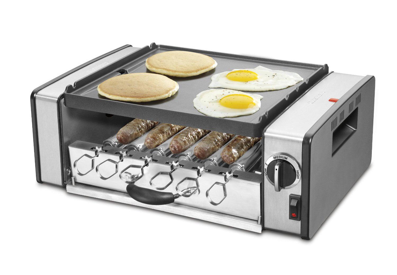 Uncategorized Cuisinart Kitchen Appliances cuisinart gc15 griddler 1000 watt compact grill centro nonstick plates walmart com