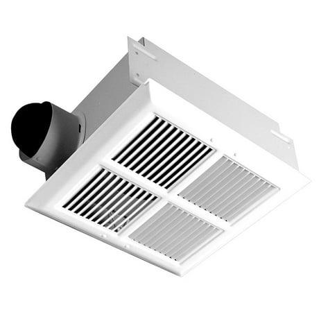 Reversomatic EB Series 100 CFM Bathroom Ventilation ...