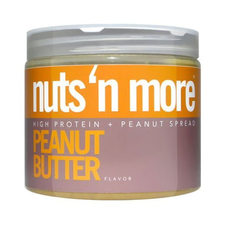 Nuts 'N More Peanut Butter, 16 Oz