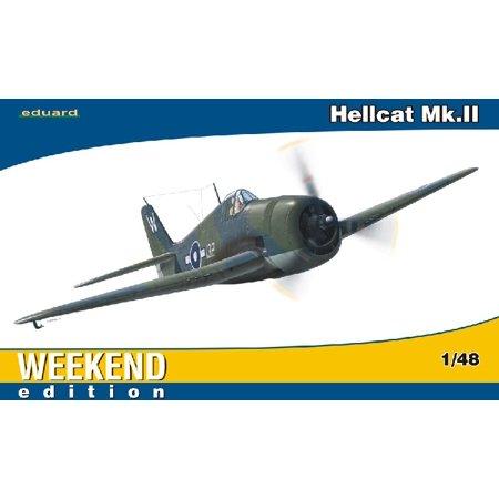 1/48 Hellcat Mk II Fighter (Wkd Edition Plastic - Hellcat Kit
