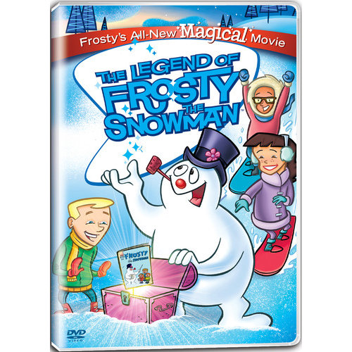 The Legend Of Frosty The Snowman   (Widescreen)