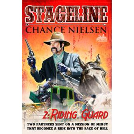 2 Stage Line - Stageline Book 2: Riding Guard - eBook