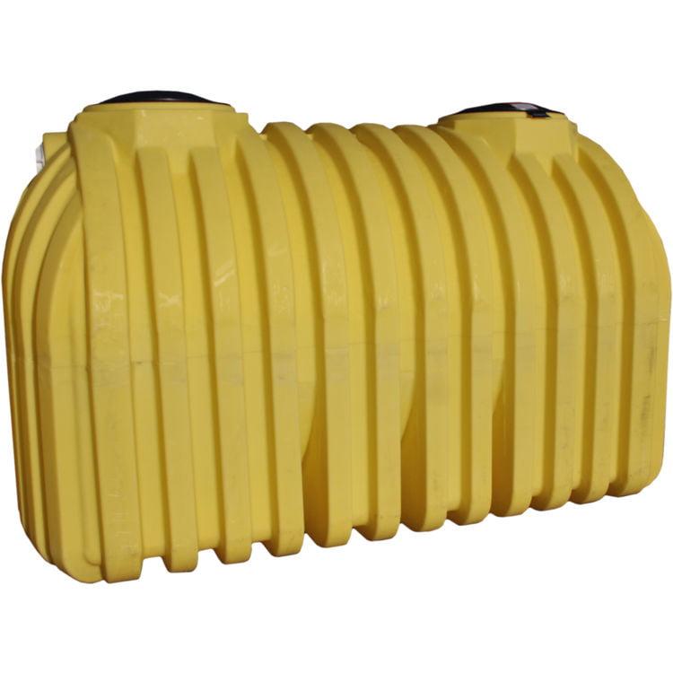 Norwesco 41761 1500 Gallon Yellow Septic Bury Tank by