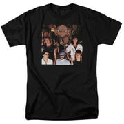 Night Ranger Midnight Madness Mens Short Sleeve Shirt