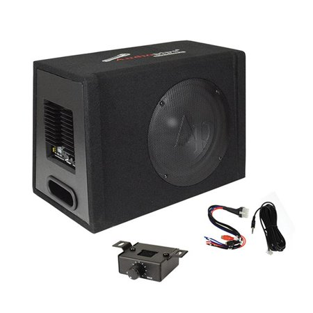 800w Bass - Audiopipe APXB12A 12 in. 800W Single Ported Bass Enclosure