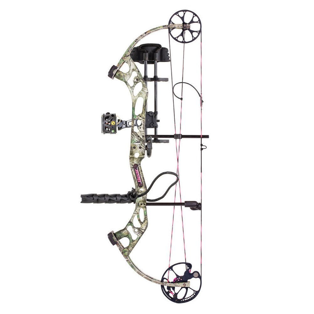 Bear Archery Prowess Rth Rh 35-50 Realtree Xtra Green A7P...