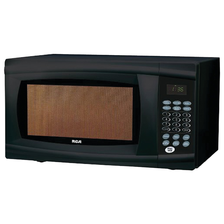 Rca Rmw1112-black 1.1 Cubic-ft Microwave (black)