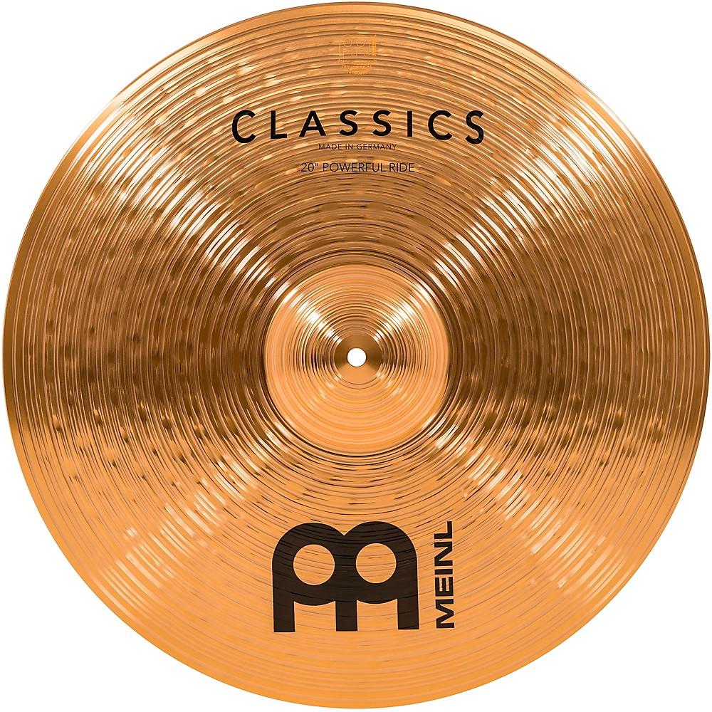 Meinl Classics Powerful Ride Cymbal 20 in.