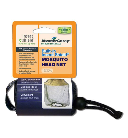 Atwater Carey Mosquito Head Net by Atwater Carey