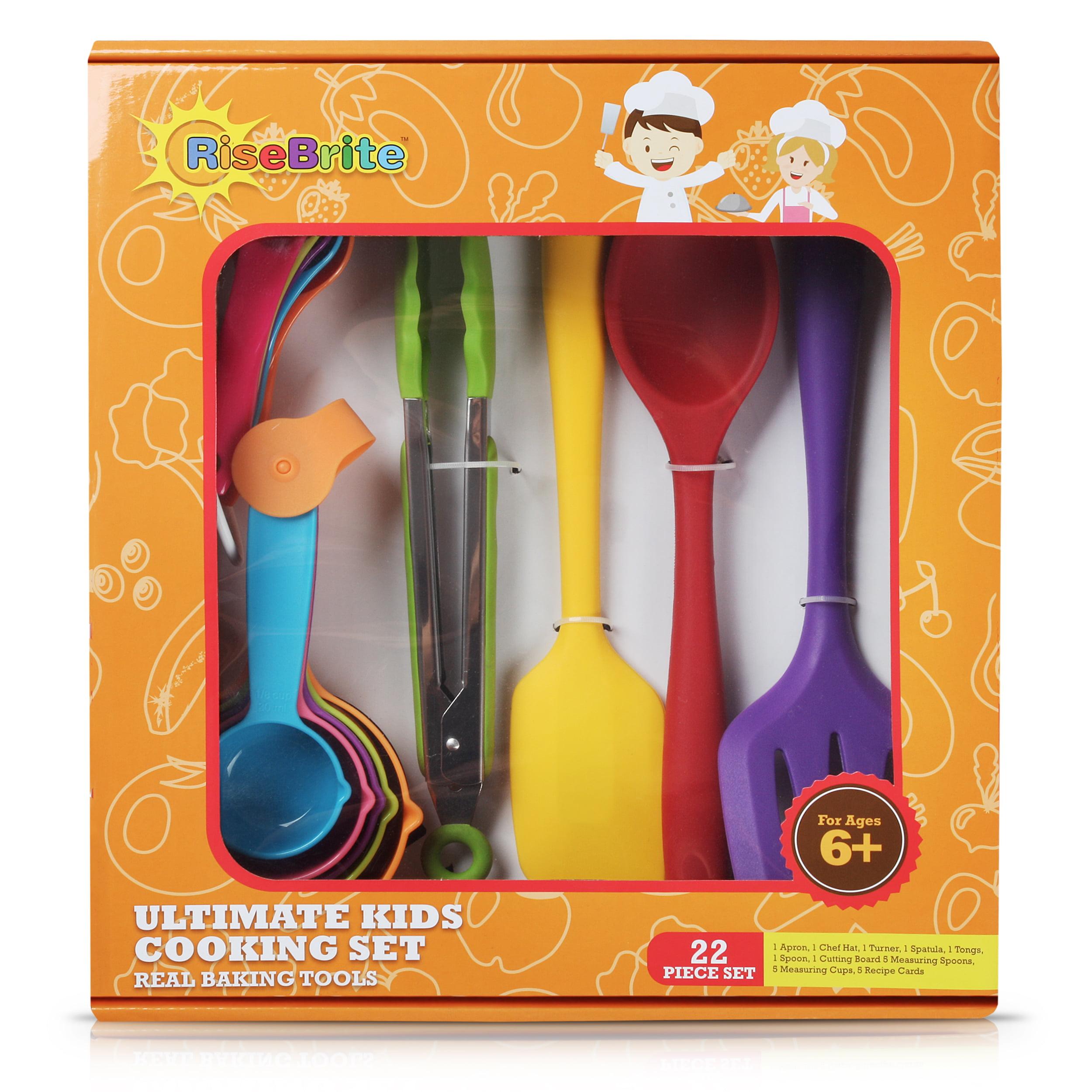 personalized engraved cutting board /& spatula kid baking set kid cooking gift set child baking gift Kid/'s cutting board and spatula set