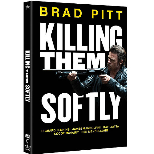 Killing Them Softly (Blu-ray Steelbook) (Widescreen)