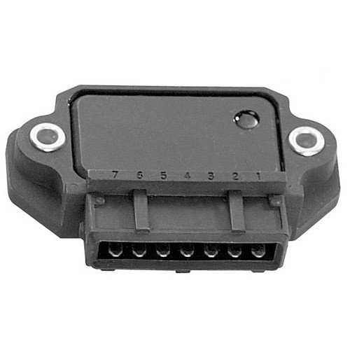 NEW IGNITION CONTROL MODULE FITS EUROPEAN MODEL 1979-1989 VOLKSWAGEN 211-905-351A B D 0-227-100-116 0-227-100-118 0-227-100-137