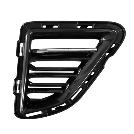 CPP Replacement Bumper Cover Grille GM1038198 for 2016 Chevrolet Camaro