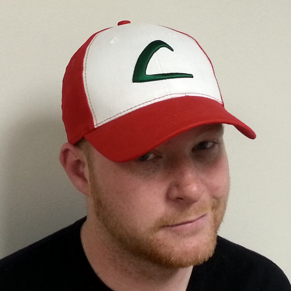 """Ash Ketchum """"L"""" Baseball Cap"""
