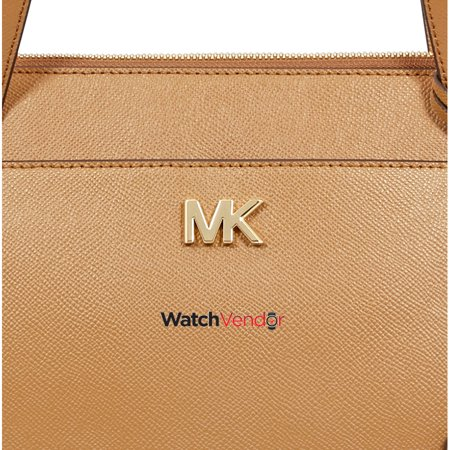 941e0ffc10ae Michael Kors Maddie Medium East/West Leather Tote- Acorn - image 1 of 5 ...