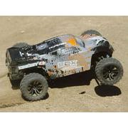 ECX 03041 1/10 Circuit 4wd Stadium Truck Brushed Ready-to-Run