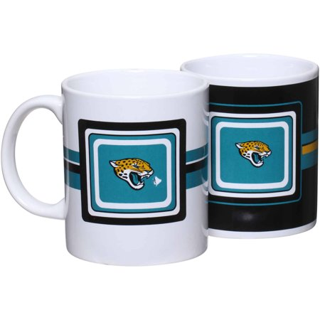 Jacksonville Jaguars 11oz. Two-Pack Mug Set - No Size
