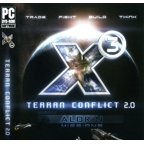 Atari X: Terran Conflict - Role Playing Game - Pc (x3tercon2)